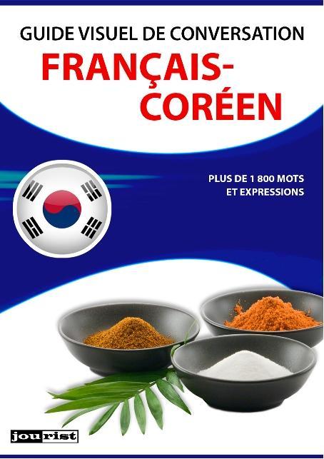 Guide visuel de conversation coréen