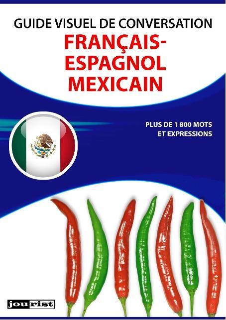 Guide visuel de conversation espagnol mexicain