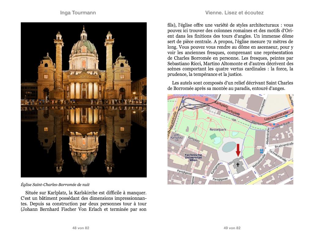 Vienne. Lisez et écoutez