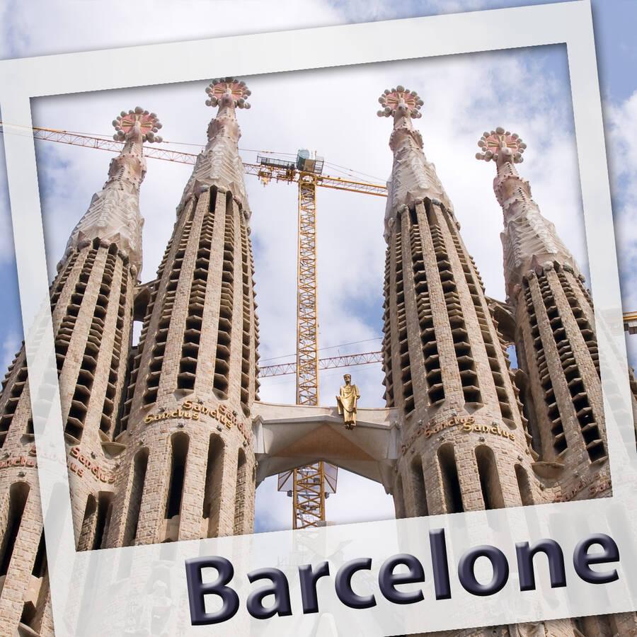 Barcelone. L'audioguide
