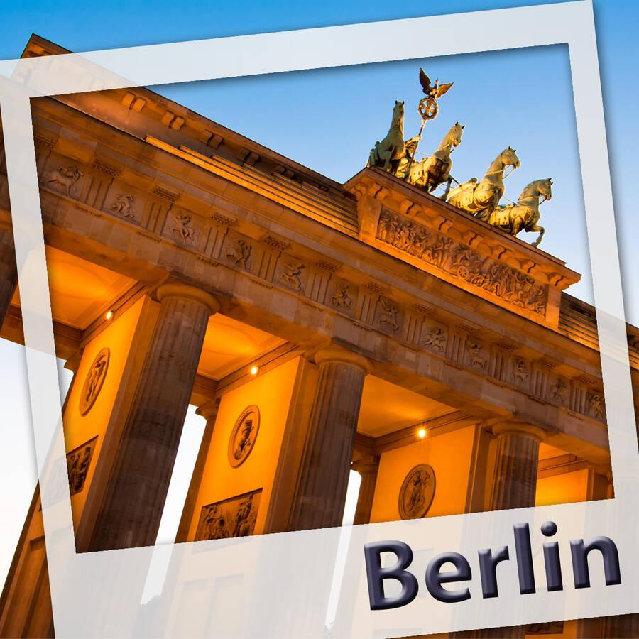 Berlin. L'audioguide