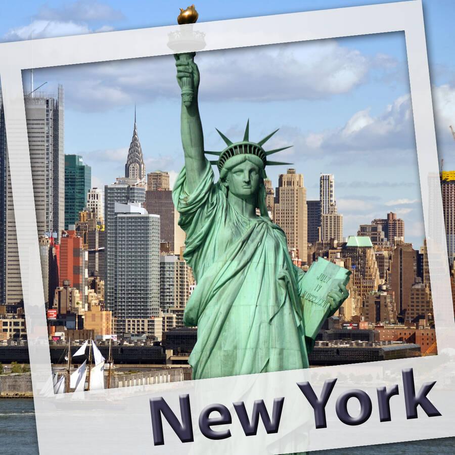 New York. L'audioguide